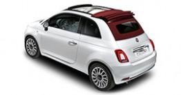 Fiat 500 Lounge Cab